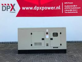 generator Ricardo R6113ZLD - 200 kVA Generator - DPX-19712 2021