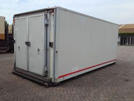 reefer-refrigerated shipping container 20ft koel unit