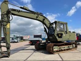 crawler excavator JCB JS 130 Ex Army!! Isuzu engine!! 2 Units!!! 1995