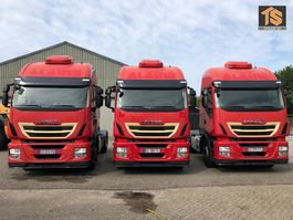 cab over engine Iveco AS 460 EUROPE TRUCK - RETARDER - EURO 6 - 8 PIECES - TOP CONDITION 2016