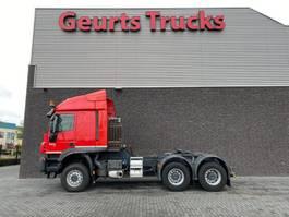 heavy duty tractorhead Iveco Trakker 560 SIVI 6X6 HEAVY DUTY PRIME MOVER 275 TONS 2011