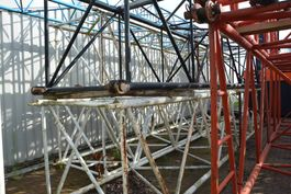 other equipment part Hitachi Sumitomo SCX700 boom section 9 meter 2005