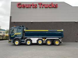 tipper truck Scania G490 10X4/6HSZ KIPPER/TIPPER 2014