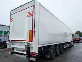 closed box semi trailer Van Hool Top box - In stock - direct leverbaar