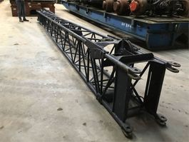 other equipment part Krupp 35 GMT double foulding jib