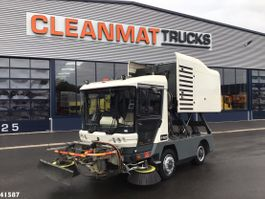 Road sweeper truck Ravo 540 CD Euro 5 with 3-rd brush 2014