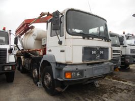 Other truck part MAN F2000 1998
