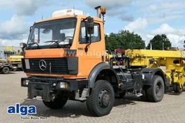 cab over engine Mercedes-Benz 1729 AK 4x4, Allrad, ABS, nur 42.000km, Klima 1992