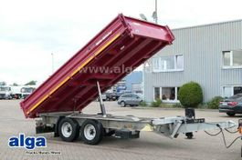 flatbed full trailer Müller-Mitteltal MUELLER-MITTELTAL KA-TA-R 11.9, Tieflader, Verzinkt, Alu-Rampen 2014