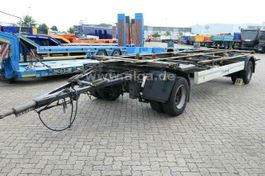 container chassis trailer Krone AZ, BDF, Zwillingsbereifung 245/70 R19,5, Luftf 2013