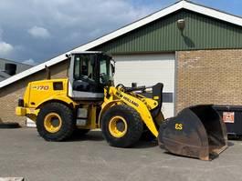 wheel loader New Holland W130 2006