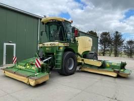 other harvesting machines Krone Big M 420 2014