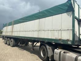 belt semi trailer Groenewegen Bandlos trailer