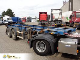 container chassis semi trailer Renders ROC 12.18 + 2 AXLE 2003