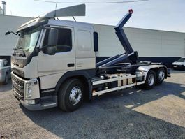 container truck Volvo FM 410 Containerhaaksysteem / Container Euro6 2016