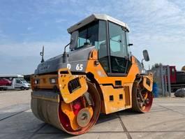 road compactor Hamm DV 65 VV Orginal Dutch Machine!!! 2009
