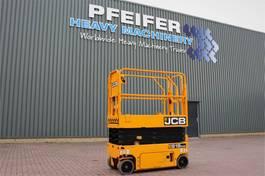 scissor lift wheeld JCB S1930e Electric, 7.8m Working Height, 230kg Capaci 2017
