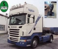 mega-volume tractorhead Scania R480 Topline Schalter Klima Retarder Euro 5 2013
