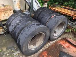 tyres equipment part Overige Volrubber banden kraan 10 gaats