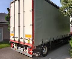 sliding curtain trailer Kaiser Schuifzeil 2010
