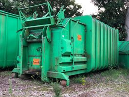 press container Press container box + 30 cub + French doors + Mini container: 240L - 1100L 2006