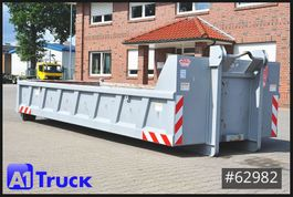 swap body container Bruns ,GEESTE Weser Container, Pendelklappe, 10m³, Schuttcontainer 2019