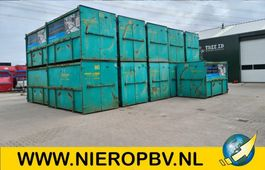 other containers Domat 25x Gesloten Domat Container