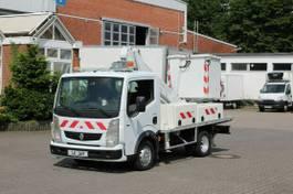 work platform lcv Renault 110/Comilev EN100TVL/10m/2 P. Korb/200kg 2011