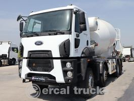 Betonmischer-LKW Ford 2016  CARGO 4142 MANUEL AC 8X4 E/6 CONCRETE MIXER 2016
