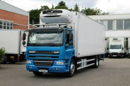 refrigerated truck DAF CF 65 / TK Spectrum/Bi-Multi-Temp/TW/LBW/Tür 2012