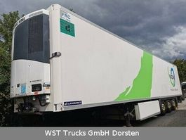 refrigerated semi trailer LAMBERET TK Rohrbahn/ Meat / Fleisch Thermoking SLX 300 e 2013