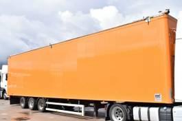 walking floor semi trailer Knapen Trailers K200 100m³ Walkingfloor BPW 10 mm 2011