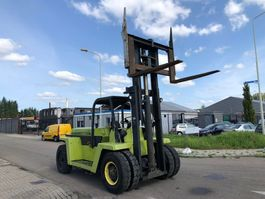 forklift Clark DCY 250 12 TONS 1976