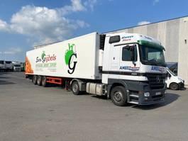 refrigerated semi trailer Kögel SV24 - Maxima 1300 2007
