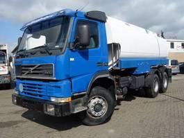 tank truck Volvo FM 10 fm10-360 6x4 steelsuspension 1997