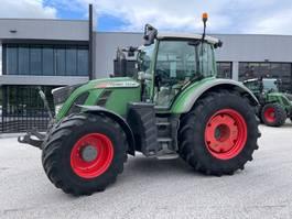farm tractor Fendt 724 Vario Profi Plus 2015