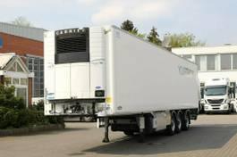 refrigerated semi trailer Chereau CV 1950 mt/Bi-Temp/Strom/FRC 01.22 /BB/Lenkachs 2013