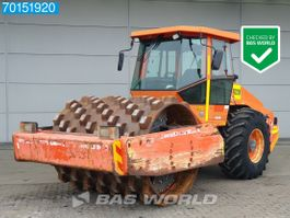 soil compactor Dynapac CA612PD PADFOOT - 21 TONS ROLLER 2011