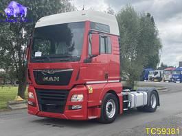 heavy duty tractorhead MAN 500 Euro 6 INTARDER 2017