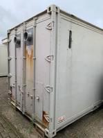 storage shipping container All-in Zeecontainer gebruikt