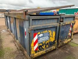 other containers All-in Afzetcontainer gebruikt met hydraulisch deksel