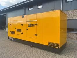 generator Perkins 3012 TAG3A SDMO Stamford 800 kVA Supersilent generatorset as New !