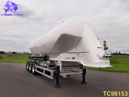 feed semi trailer KAESSBOHRER SSL 38 Silo