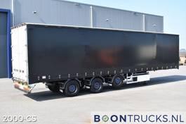 sliding curtain semi trailer Vogelzang V01-STG-15-27-SZ   ALU BOARDS * LIFT AXLE * STEERING AXLE * APK 07-2022 2005