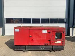generator Deutz BF4M 1011 F Mecc Alte Spa 40 kVA Silent generatorset 2001
