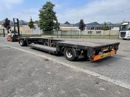 lowloader trailer Vogelzang Machine transporter !!! 1999