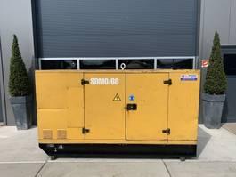 generator SDMO John Deere JS60 60 kVA Generator Aggregaat