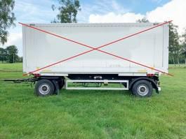 other full trailers Krone AZW 18 AZW 18 2003