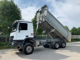 LKW Kipper Mercedes-Benz Actros 3341 6x6 Manual Gearbox 170.000km LIKE NEW !!! 2007
