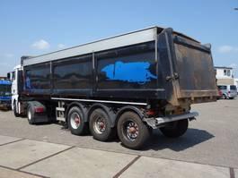 tipper semi trailer Bulthuis TSTA23 2006